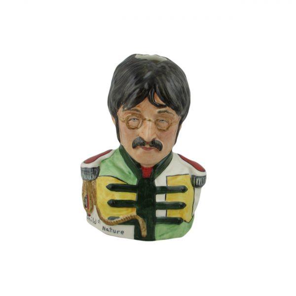John Lennon Toby Jug Legend of Rock & Roll Bairstow Pottery