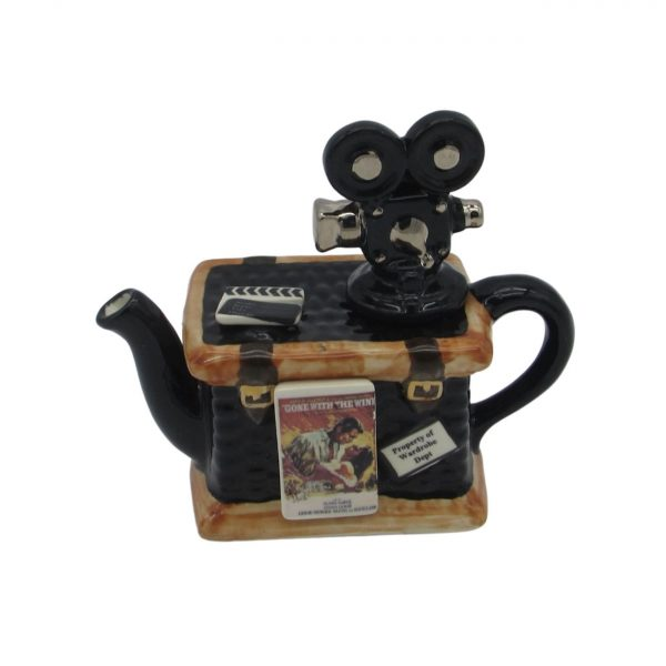 Movie Basket One Cup Teapot from Carters of Suffolk