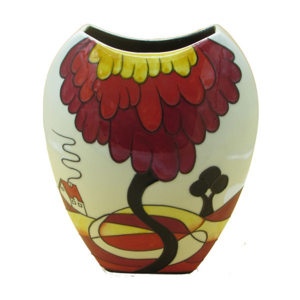 Noon Design 12 inch Vase by Old Tupton Ware