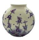 Old Tupton Ware Lavender