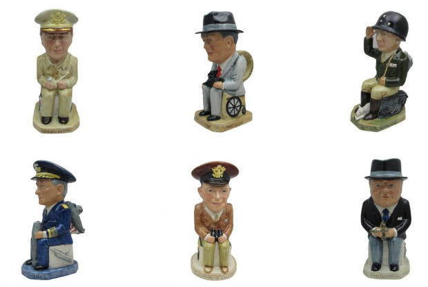 The Wilkinson World War II Allied Leaders Collection